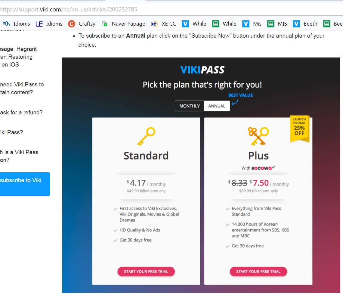 how to get viki pass for free