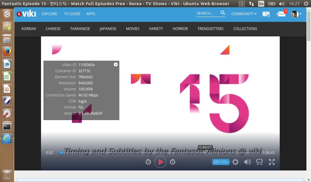 Any Ubuntu Linux User At Viki General Discussion Viki Discussions